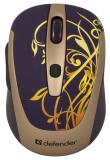 Defender MS-575 To-GO Dynasty Brown USB - фото 1