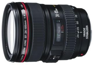 Canon EF 24-105mm f4L IS USM - фото 1