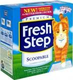Fresh Step Scoopable 3,17 кг - фото 1