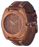 AA Wooden Watches S4 Brown - фото 1