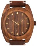 AA Wooden Watches S3 Brown - фото 1