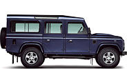 Запчасти на LAND ROVER DEFENDER Station Wagon (LD)