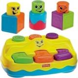 Fisher-Price Пианино бики-блоки ВВ6940 - фото 1
