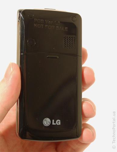 LG KF305 (Задняя панель)