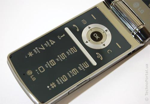 LG KF305 (Цифровой блок)