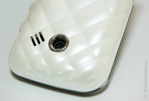 Samsung (Самсунг) S7070 (Объектив камеры)