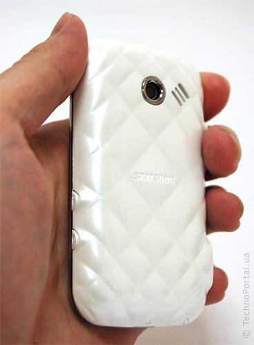 Samsung (Самсунг) S7070 (Задняя панель)
