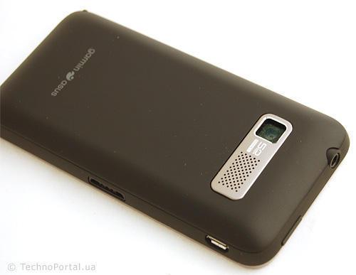 Garmin-ASUS Nuvifone M10  динамік
