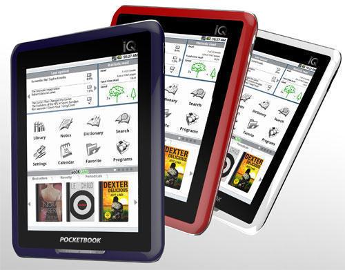 PocketBook IQ 701 (три расцветки)