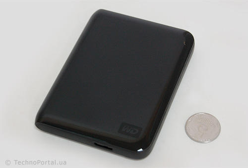 WD My Passport Essential (WDBACY5000ABK)