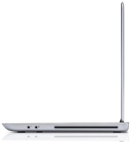 Ноутбук Dell XPS 15z (Делл XPS 15z), боковой вид
