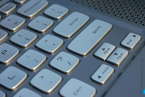Ноутбук Dell XPS 15z (Делл XPS 15z), аккустика