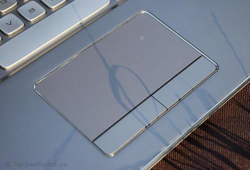 Ноутбук Dell XPS 15z (Делл XPS 15z), сенсорная панель