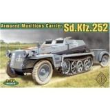 ACE Sd.Kfz.252 German armored munitions carrier (72238) - фото 1