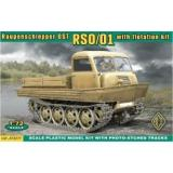 ACE Raupenschlepper Ost (RSO) type 01, floating ver (72277) - фото 1