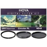Hoya 58 mm Digital Filter Kit - фото 1