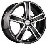 Racing Wheels H-412 BKFP (R16 W7.0 PCD5x110 ET35 DIA65,1) - фото 1