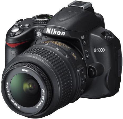 Производитель Nikon Модель D3000 18-55 VR KIT Серия Nikon DSLR Описание...