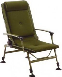 Удобное и мягкое карповое кресло.  Мягкая неопреновая подушка.